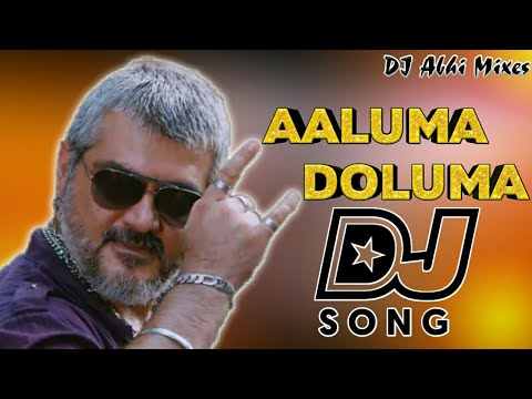 Aaluma Doluma Roadshow Dance Mix Telugu Dj Songs Mix By DJ Abhi Mixes(www.newdjsworld.in)