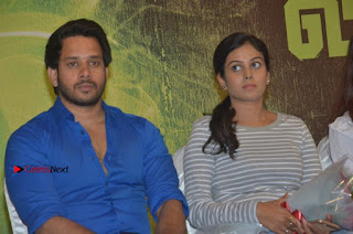Bharath Chandini Tamilarasan Sanchita Shetty Ennodu Vilayadu Tamil Movie Press Meet Stills  0043.jpg