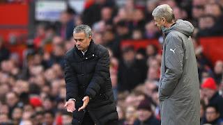 Jose Mourinho Slams Arsene Wenger Again!