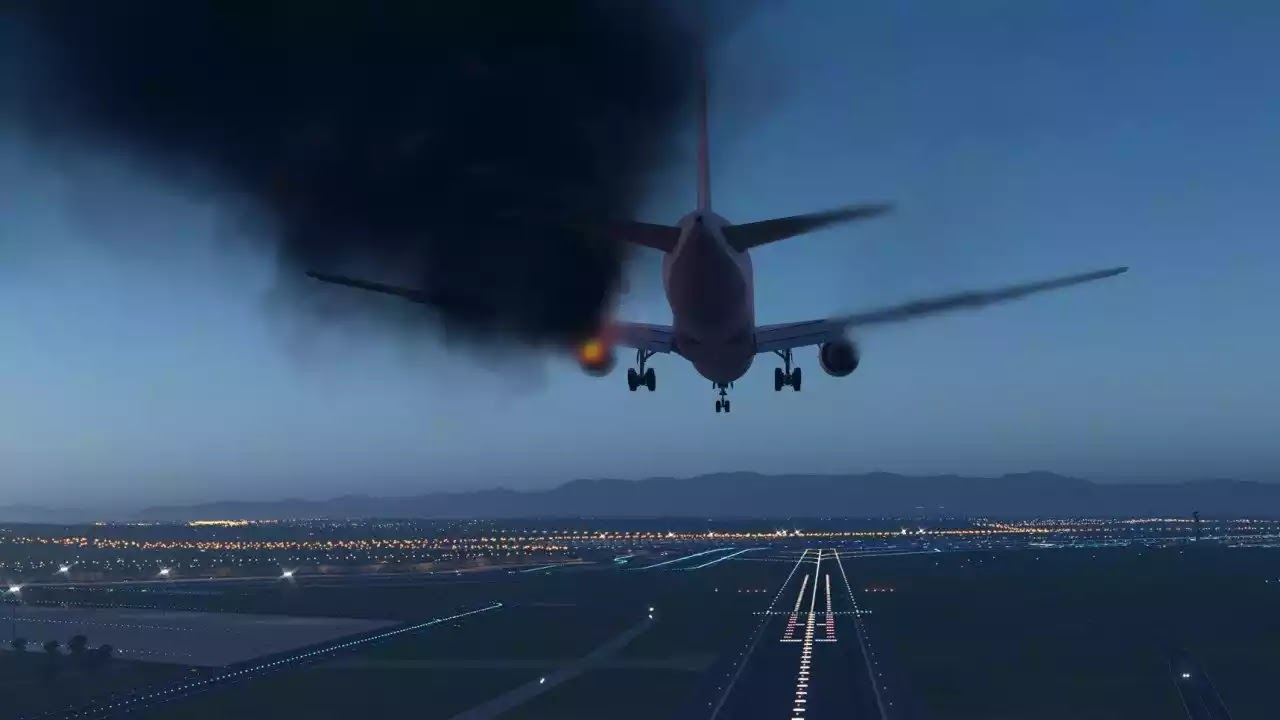 Μαδρίτη: Καρέ καρέ το θρίλερ με την αναγκαστική προσγείωση