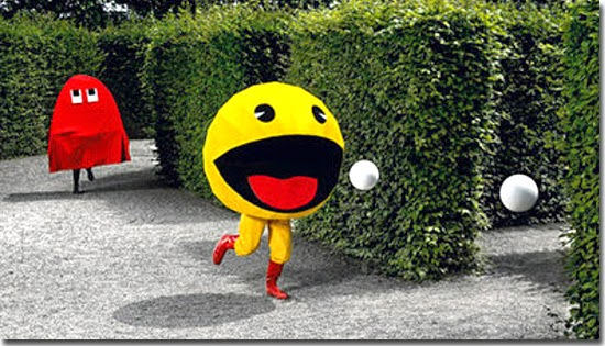 Pacman - Reality Show