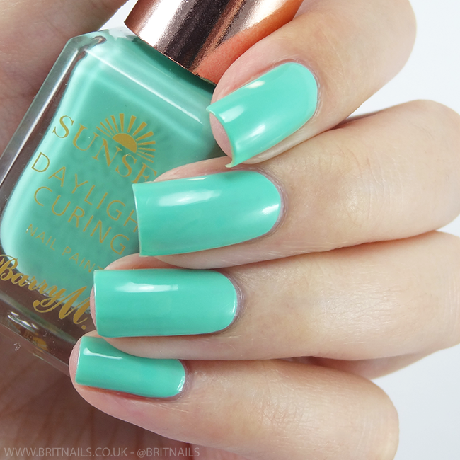 Barry M Empire State of Mint
