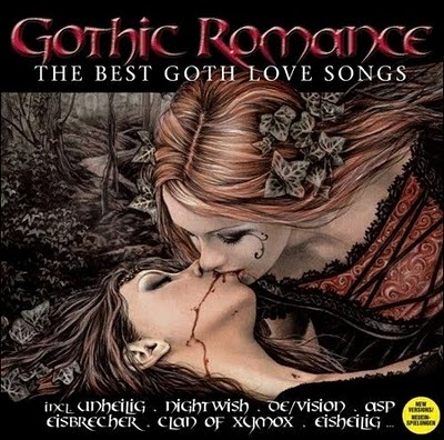 Gothic Romance - The Best Goth Love Songs