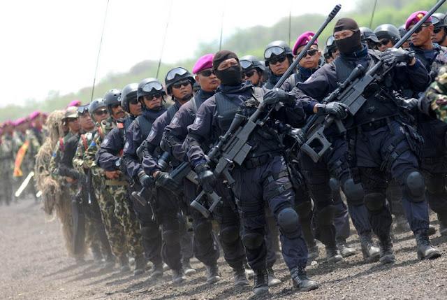 Ini Bukti Militer Indonesia Sangat Ditakuti Negara Lain, Sungguh Kemampuannya Tak Diragukan Lagi