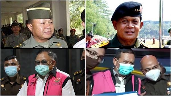 Rugikan Negara Rp23 Triliun, Ini 8 Tersangka Korupsi Asabri yang Libatkan Mantan Jenderal