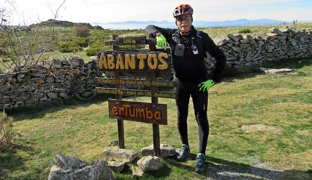AlfonsoyAmigos - Abantos - Rutas Mtb