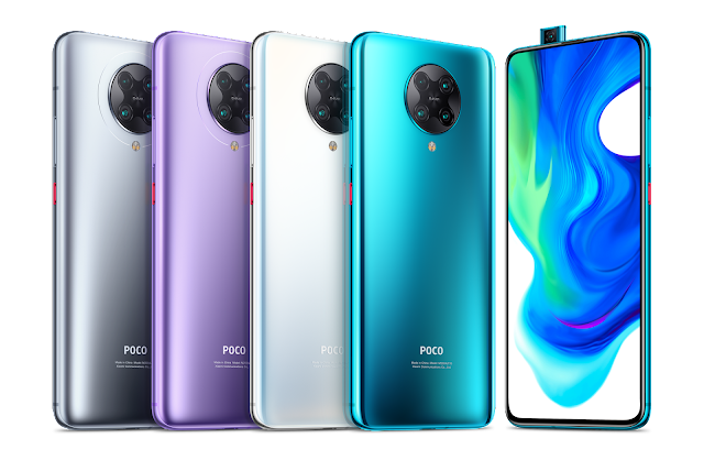 New Mi Poco F2 Pro mobile launch