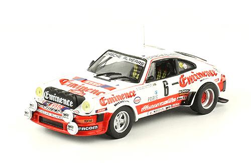 collezione rally monte carlo Porsche 911 SC 1982 Björn Waldegaard - Habs Thorszelius