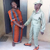 See 74-year-old woman dressed in NYSC uniform ...photo