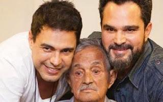 Francisco, pai de Zezé Di Camargo e Luciano, morre aos 83 anos