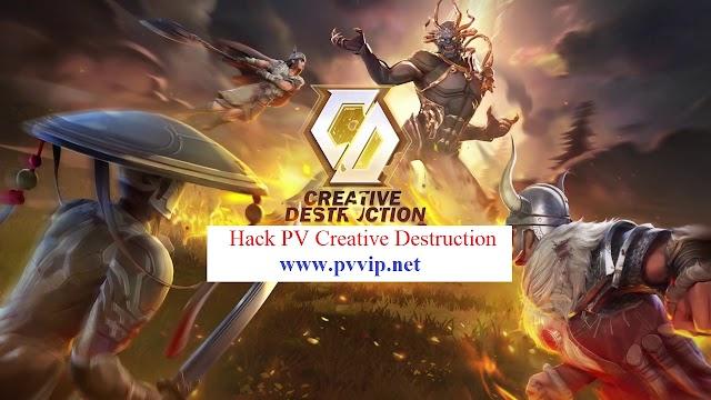Hack Creative Destruction - hack PVCD (thử nghiệm miễn phí)