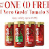 Free Jar of Barilla Vero Gusto Tomato Sauce - Printable Coupon