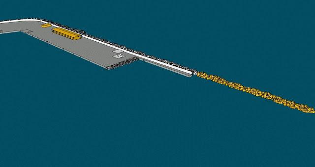 Ναμπίλ Μοράντ: Ένα σημαντικό έργο για την προστασία και λειτουργικότητα στο λιμάνι της Κυλλήνης προχωρά με γρήγορους ρυθμούς σε συνεργασία με την ΠΔΕ