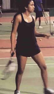 Aiyana Paes Play Tennis