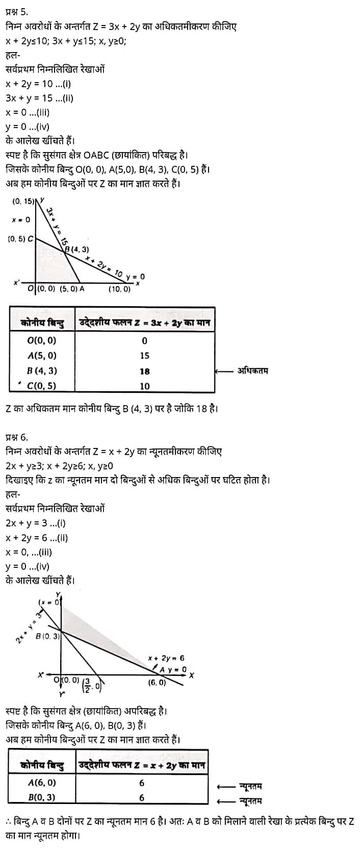 """""""Class 12 Maths Chapter 12"""" """"Linear Programming"""" Hindi Medium मैथ्स कक्षा 12 नोट्स pdf,  मैथ्स कक्षा 12 नोट्स 2021 NCERT,  मैथ्स कक्षा 12 PDF,  मैथ्स पुस्तक,  मैथ्स की बुक,  मैथ्स प्रश्नोत्तरी Class 12, 12 वीं मैथ्स पुस्तक RBSE,  बिहार बोर्ड 12 वीं मैथ्स नोट्स,   12th Maths book in hindi,12th Maths notes in hindi,cbse books for class 12,cbse books in hindi,cbse ncert books,class 12 Maths notes in hindi,class 12 hindi ncert solutions,Maths 2020,Maths 2021,Maths 2022,Maths book class 12,Maths book in hindi,Maths class 12 in hindi,Maths notes for class 12 up board in hindi,ncert all books,ncert app in hindi,ncert book solution,ncert books class 10,ncert books class 12,ncert books for class 7,ncert books for upsc in hindi,ncert books in hindi class 10,ncert books in hindi for class 12 Maths,ncert books in hindi for class 6,ncert books in hindi pdf,ncert class 12 hindi book,ncert english book,ncert Maths book in hindi,ncert Maths books in hindi pdf,ncert Maths class 12,ncert in hindi,old ncert books in hindi,online ncert books in hindi,up board 12th,up board 12th syllabus,up board class 10 hindi book,up board class 12 books,up board class 12 new syllabus,up Board Maths 2020,up Board Maths 2021,up Board Maths 2022,up Board Maths 2023,up board intermediate Maths syllabus,up board intermediate syllabus 2021,Up board Master 2021,up board model paper 2021,up board model paper all subject,up board new syllabus of class 12th Maths,up board paper 2021,Up board syllabus 2021,UP board syllabus 2022,  12 वीं मैथ्स पुस्तक हिंदी में, 12 वीं मैथ्स नोट्स हिंदी में, कक्षा 12 के लिए सीबीएससी पुस्तकें, हिंदी में सीबीएससी पुस्तकें, सीबीएससी  पुस्तकें, कक्षा 12 मैथ्स नोट्स हिंदी में, कक्षा 12 हिंदी एनसीईआरटी समाधान, मैथ्स 2020, मैथ्स 2021, मैथ्स 2022, मैथ्स  बुक क्लास 12, मैथ्स बुक इन हिंदी, बायोलॉजी क्लास 12 हिंदी में, मैथ्स नोट्स इन क्लास 12 यूपी  बोर्ड इन हिंदी, एनसीईआरटी मैथ्स की किताब हिंदी में,  बोर्ड 12 वीं तक, 12 वीं तक की पाठ्यक्रम, बोर्ड कक्षा 10 की हिंदी पुस्तक  , बोर्ड की कक्षा """