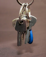 Keys on ring