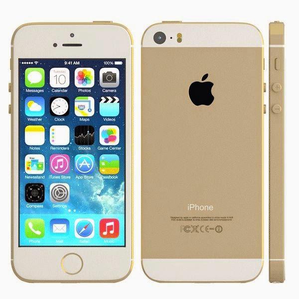 Harga Spesifikasi iPhone 5s Gold Series 16GB Terbaru Juni 2016