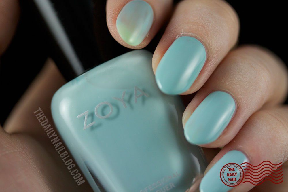 Zoya Lillian Swatch from Zoya Delight Collection - 2