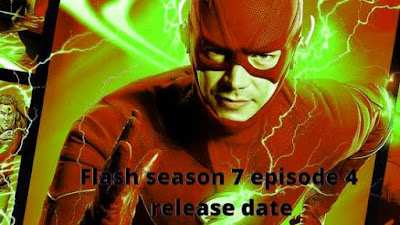 Flash Season 7 Episode 4 Release Date and Time, Countdown