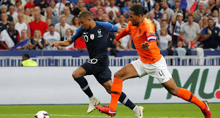 France vs Netherlands 2-1 Highlights 2018