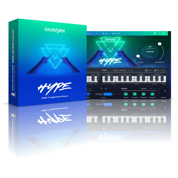 UJAM Beatmaker HYPE v2.1.0 Full version