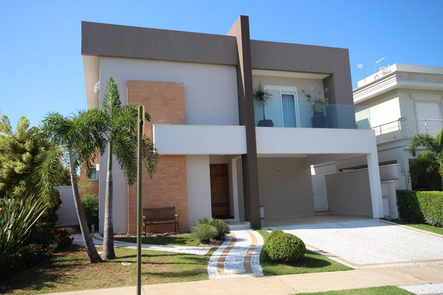 Statera arquitetura fachada cor e estilo for Fachada minimalista una planta