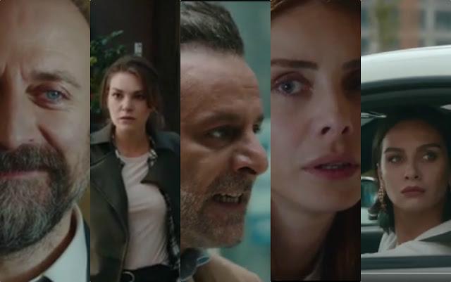 مسلسلات تركية جديدة لموسم خريف وشتاء 2019-2020. الجزء 2