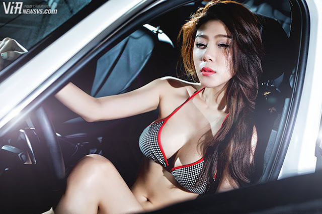 Hot girls Sexy Miss Chinese Tourism 2009 8