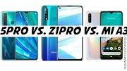 Realme5pro vs VivoZ1pro vs Mi A3| जानिए कौन है किस पर भारी| in hindi