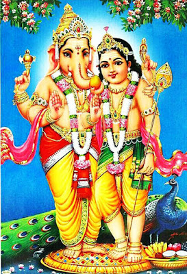 kartik bhagwan ganesh ji wallpaper download