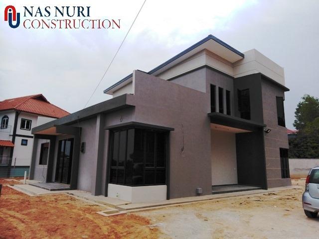 Saya Akan Bina Rumah Atas Tanah Sendiri Dengan Nas Nuri Construction. Ini sebabnya!