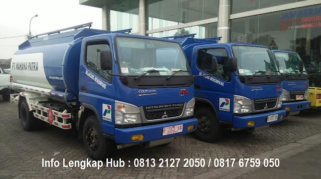 kredit mobil tangki colt diesel 2019, kredit truk tangki colt diesel 2019, kredit dp minim truk tangki colt diesel 2019