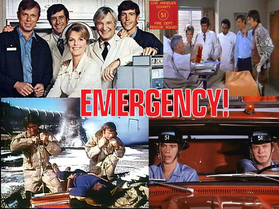 Randolph Mantooth Emergency Room