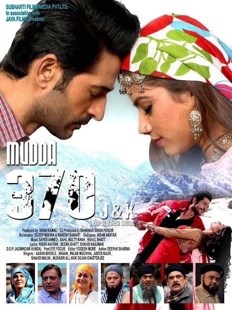 Mudda 370 j&k full movie download filmywap 343MB HDRip 480p