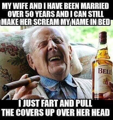 Scream my name in bed...