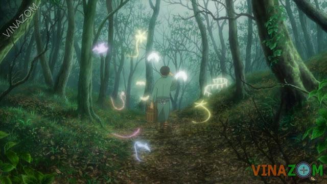Anime Seinen hay nhất: Mushishi