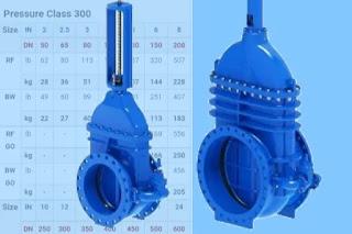 tabel-berat-gate-valve-berdasarkan-ukuran