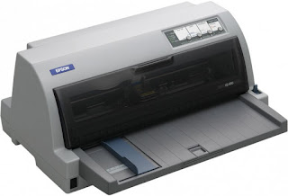 Designed using the dot matrix user on your mind Epson LQ 690 Driver Download