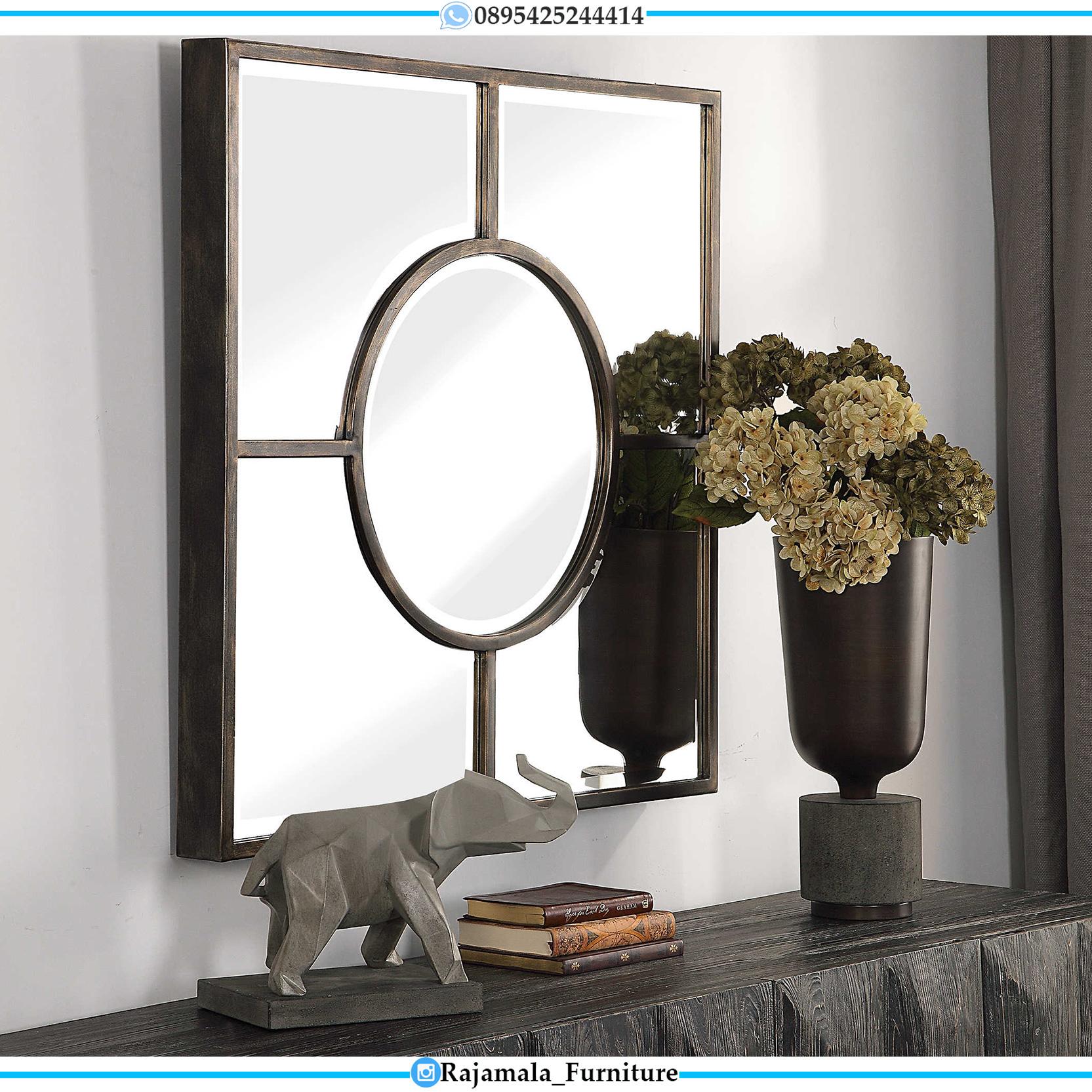 Kaca Hias Minimalis Living Room Inspiring Design Interior RM-0116