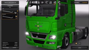 Reworked Man TGX E5 V 1