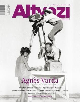 Altyazı 181. Sayı - Agnès Varda