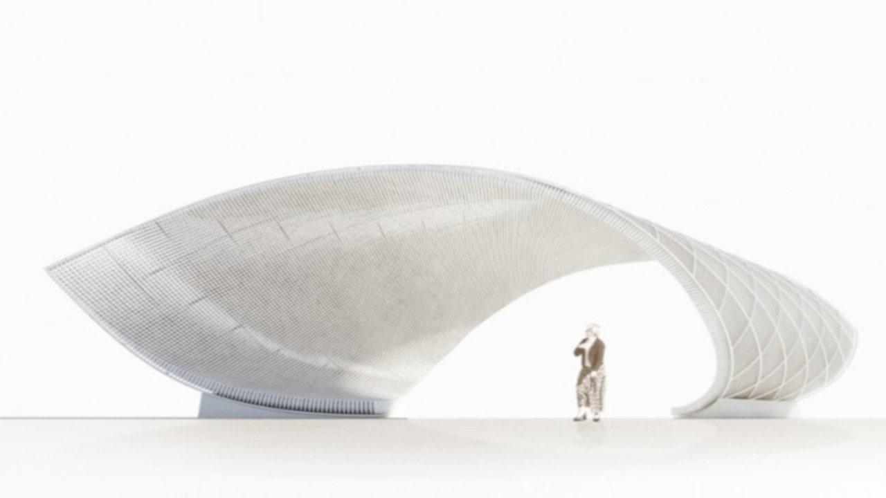 arquitectura efímera materiales