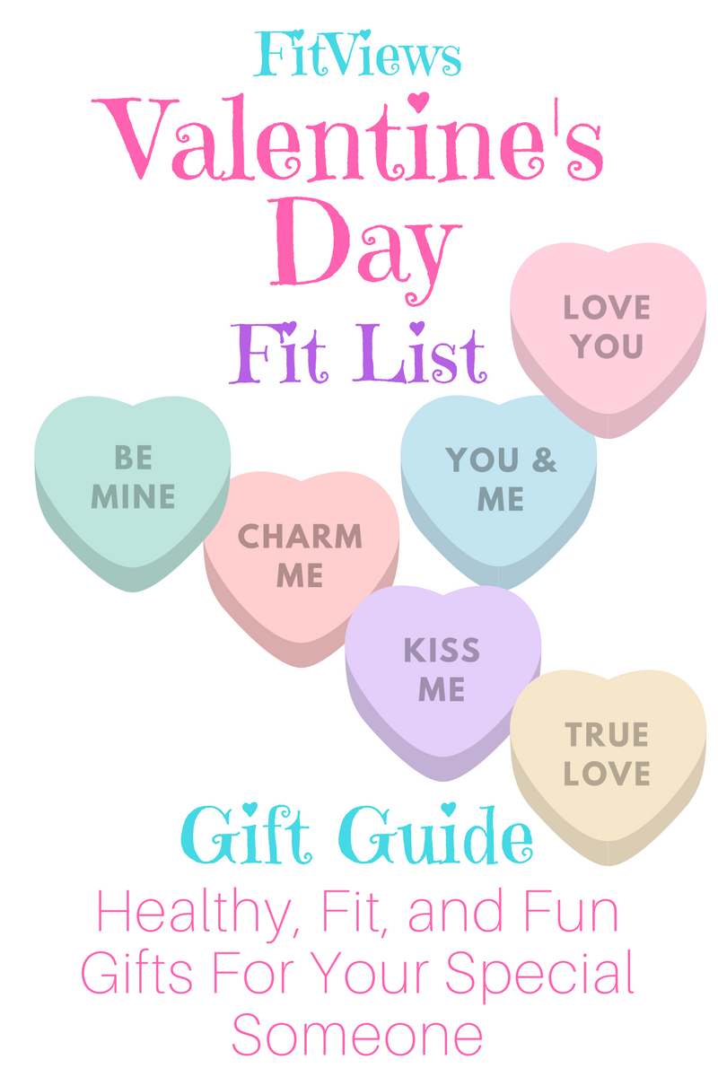 FitViews Valentine's Day Fit List Gift Guide