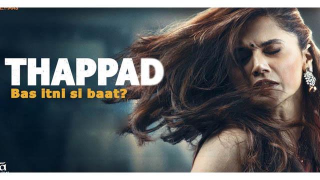 Thappad (2020) Hindi Movie 720p HD CamRip Download