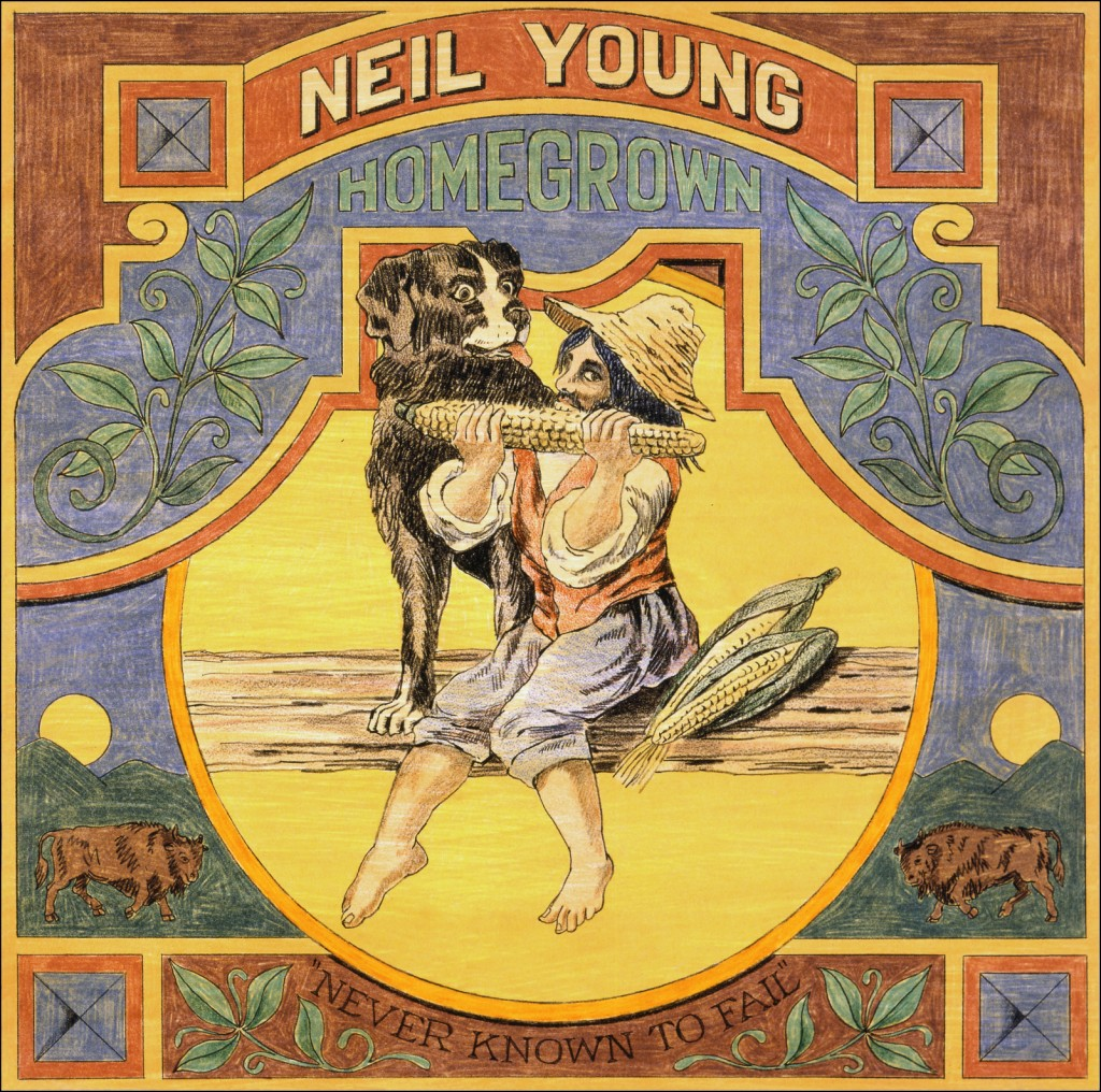 Albums That Never Were: Neil Young - Homegrown