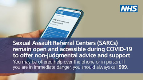 UK Sexual Assault referral centres remain open image of mobile phone