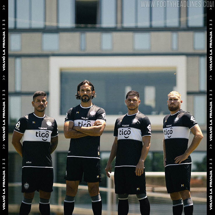 Meta Sports Club Olimpia 2021 Home, Away, Third & Goalkeeper Kits ...