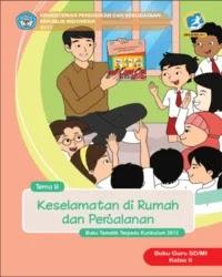 Buku tema 8 Guru Kelas 2 k13 2017