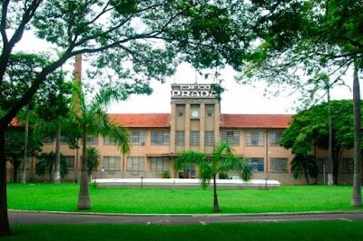 Edifício Prada prédio da prefeitura municipal de limeira