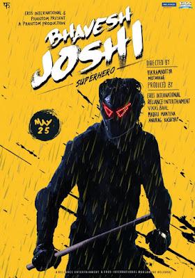 Bhavesh Joshi Superhero [2018] [DVD] [R1] [Subtitulado]